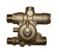 Boiler Spares and Heating Parts Hydraulic Water Diverter Valve
