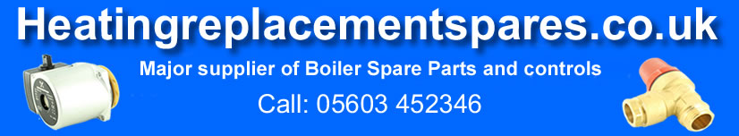 Heating Replacement Spares & Boiler Parts